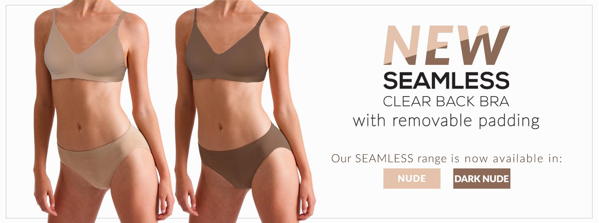 Seamless new bra with padding