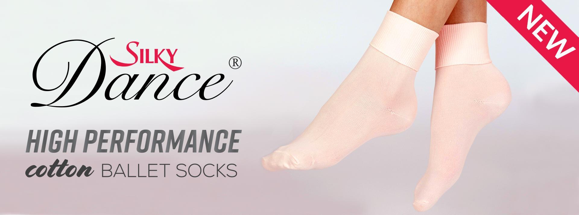 HP Cotton Ballet Socks