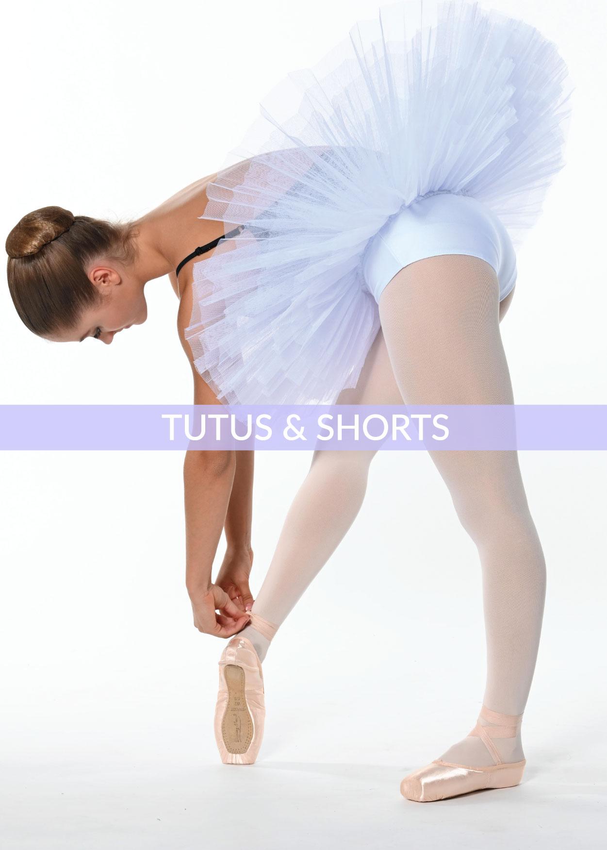 Tutus and Shorts