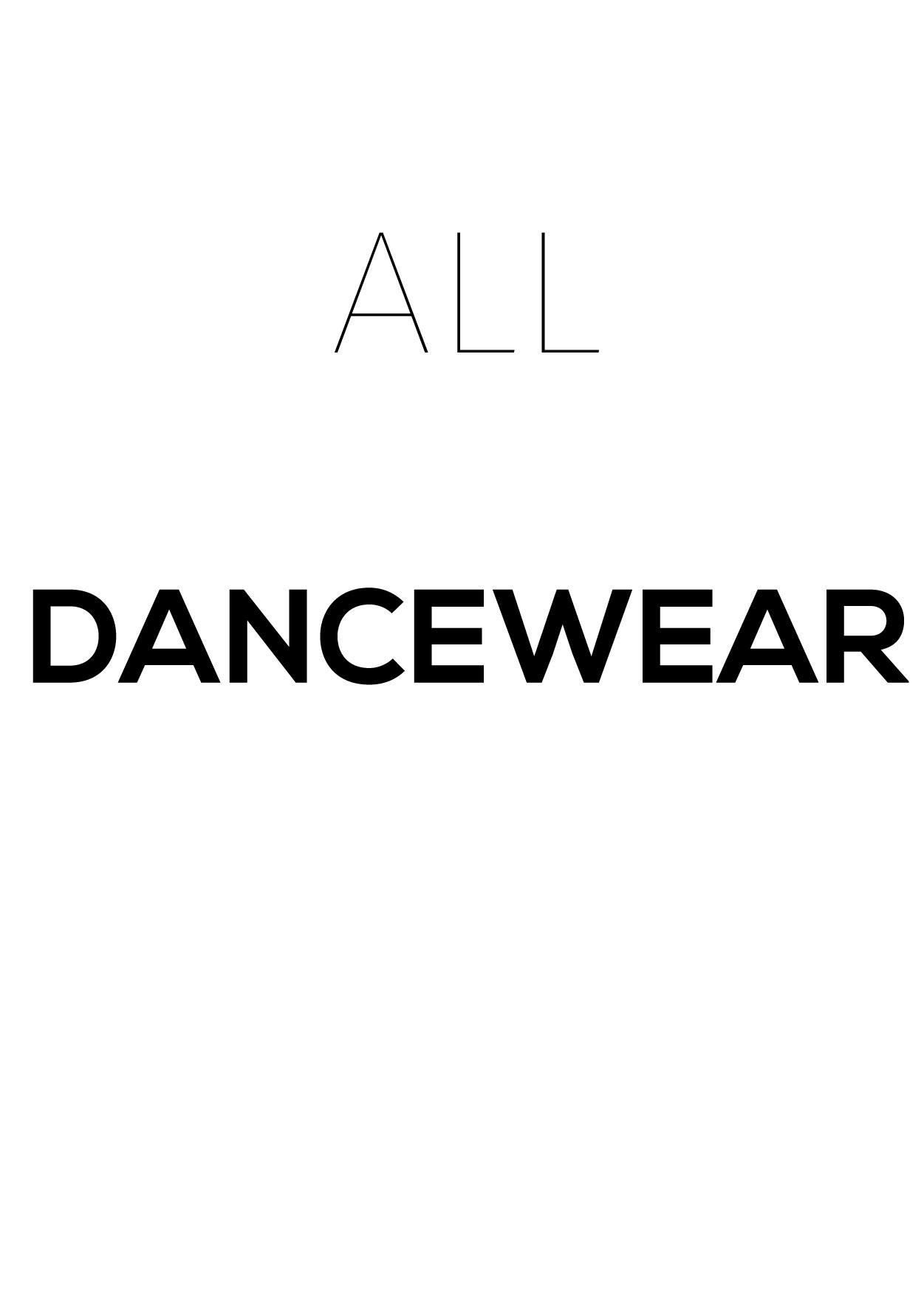 All Dancewear