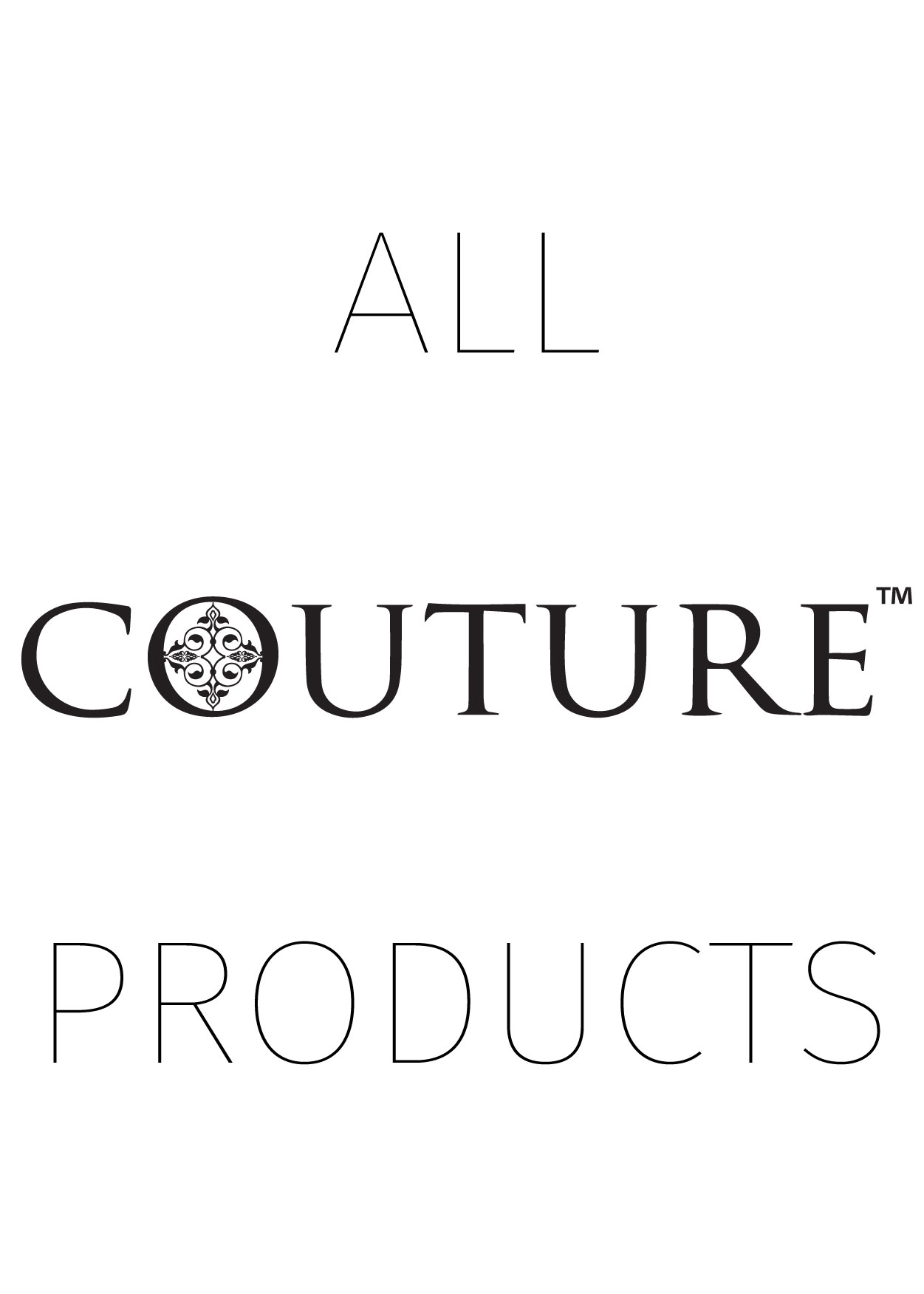 All Couture Products