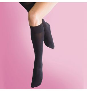 40 Denier Opaque Knee High 2pp