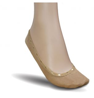 Cushion Sole Footlets 1pp