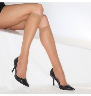 20 Denier Micromesh Knee Highs