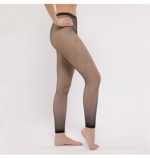R102 Footless Fishnet Tights