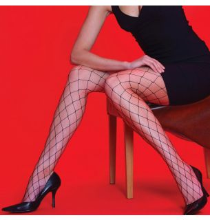 Whale Net Tights
