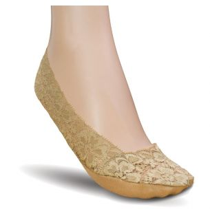 Lace Footlets 2pp