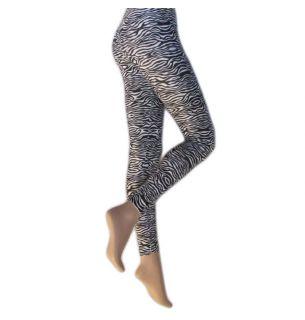 Zebra Leggings