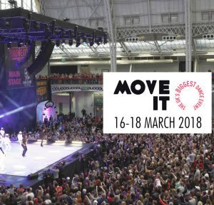 MOVE IT - The UK's Biggest Dance Event!