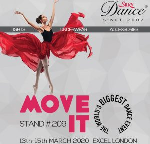 MOVE IT! 13th-15th MARCH 2020 | EXCEL LONDON