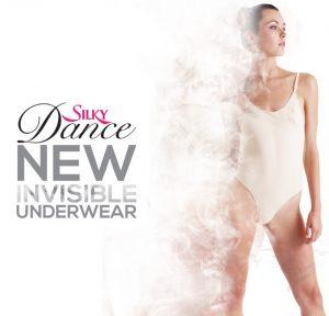 NEW - Silky Dance Invisible Underwear